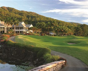 Paradise Palms Golf Course - Northern Rivers Accommodation