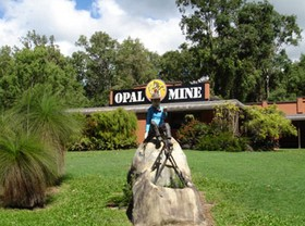 Outback Opal Mine - Northern Rivers Accommodation