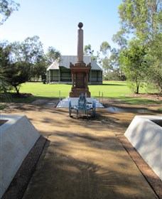 Mitchell War Memorial - Northern Rivers Accommodation