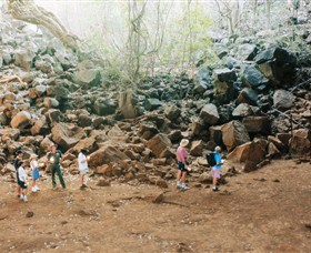 Undara Volcanic National Park - Northern Rivers Accommodation