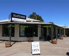 Delatite Wines - Northern Rivers Accommodation