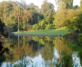 Royal Botanic Gardens Melbourne - Northern Rivers Accommodation
