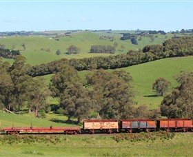 South Gippsland Tourist Railway - Northern Rivers Accommodation