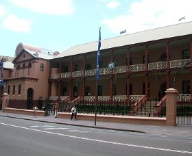 Parliament House - Northern Rivers Accommodation