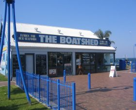 Innes Boatshed - Northern Rivers Accommodation