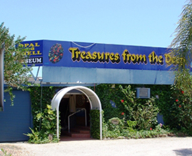 Treasures from the Deep - Opal and Shell Museum - Northern Rivers Accommodation