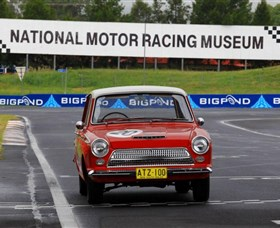 National Motor Racing Museum - Northern Rivers Accommodation