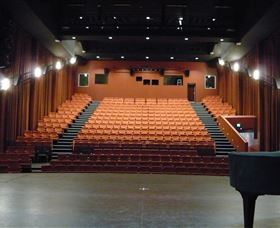 Capitol Theatre Tamworth - Northern Rivers Accommodation