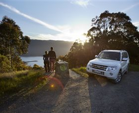 Aberfeldy Four Wheel Drive Track - Northern Rivers Accommodation