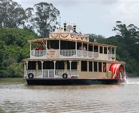 Nepean Belle Paddlewheeler - Northern Rivers Accommodation