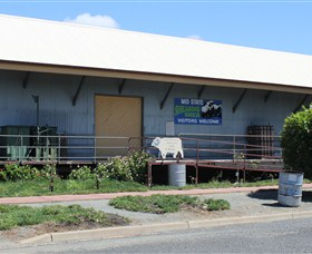 Mid-State Shearing Shed Museum - Northern Rivers Accommodation