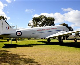 Douglas DC3 Dakota - Northern Rivers Accommodation