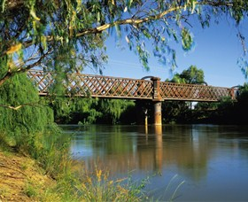 Narrandera Rail Bridge - Northern Rivers Accommodation
