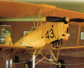 Tiger Moth Memorial - Northern Rivers Accommodation