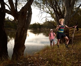Narrandera Bike and Hike Track - Northern Rivers Accommodation