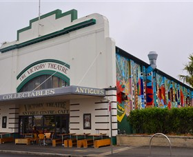 The Victory Theatre Antique Centre - Northern Rivers Accommodation