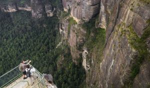 Pulpit Rock lookout - Northern Rivers Accommodation