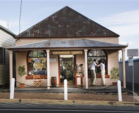 Tenterfield Saddler - Northern Rivers Accommodation
