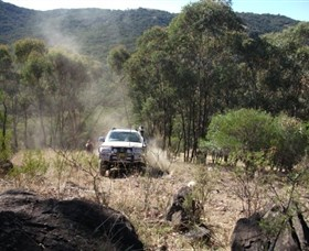Geraldine 4WD Recreation Park - Northern Rivers Accommodation