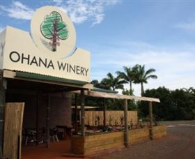 Ohana Winery and Exotic Fruits - Northern Rivers Accommodation