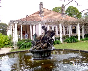 Norman Lindsay Gallery - Northern Rivers Accommodation