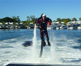 Jetpack Adventures - Northern Rivers Accommodation