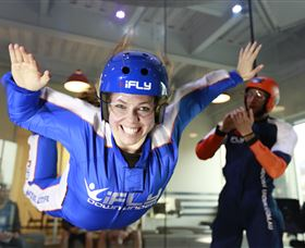 iFly Indoor Skydiving - Northern Rivers Accommodation