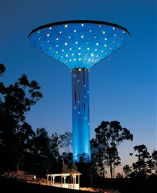 Wineglass Water Tower - Northern Rivers Accommodation