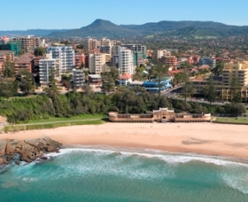 North Wollongong Beach - Northern Rivers Accommodation