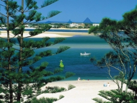 Bribie Island Recreation Area - Northern Rivers Accommodation