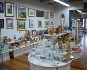 Ferry Park Gallery - Northern Rivers Accommodation
