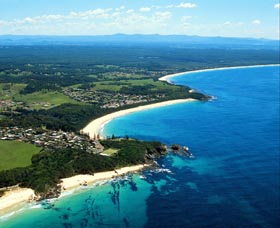 Black Head Beach - Northern Rivers Accommodation