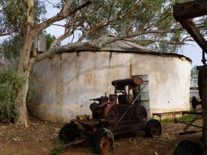 Hermannsburg Historical Precinct - Northern Rivers Accommodation