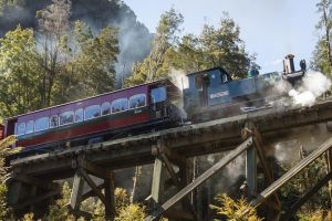 West Coast Wilderness Railway Queenstown Explorer from Strahan - Northern Rivers Accommodation