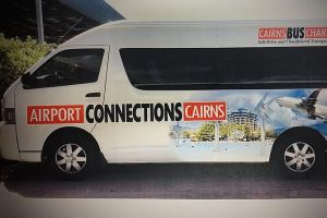 Palm Cove Departure Transfer - Palm Cove to Airport - Northern Rivers Accommodation