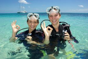 Ocean Spirit Michaelmas Cay Dive and Snorkel Cruise from Palm Cove - Northern Rivers Accommodation