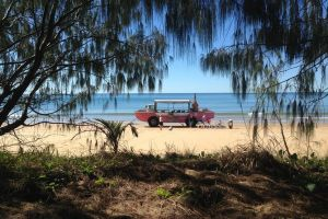 1770 Coastline Tour by LARC Amphibious Vehicle Including Picnic Lunch - Northern Rivers Accommodation
