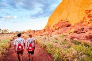 Uluru Sunrise and Guided Base Walk - Northern Rivers Accommodation