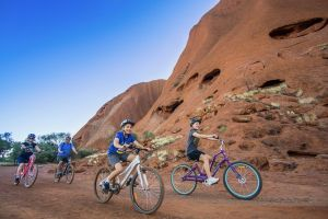 Outback Cycling Uluru Bike Ride - Northern Rivers Accommodation