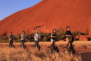 Quarter Uluru Segway  Sunset - Northern Rivers Accommodation