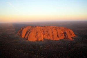 Fixed-Wing Scenic Flight from Uluru Ayers Rock - Northern Rivers Accommodation