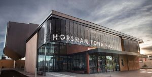 Horsham Town Hall  Regional Art Gallery - Northern Rivers Accommodation
