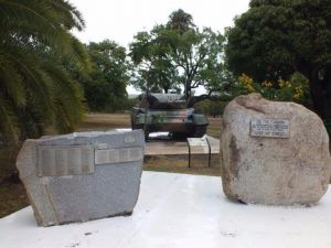 Cooktown War Memorial - Northern Rivers Accommodation