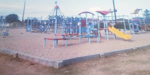 Edithburgh Playground - Northern Rivers Accommodation