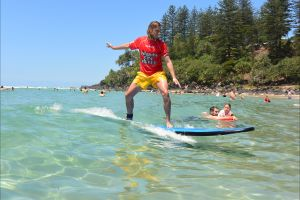 Walkin' On Water Surf School - Northern Rivers Accommodation