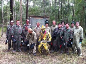 Mid North Coast Paintball - Northern Rivers Accommodation