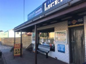 Peterborough Licensed Grocers - Northern Rivers Accommodation