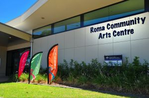 Roma on Bungil Art Gallery and the Walk of Art - Northern Rivers Accommodation