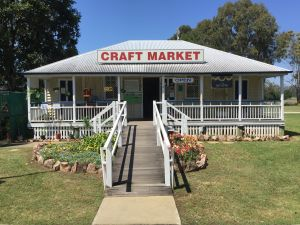 Kilcoy Craft Market - Northern Rivers Accommodation