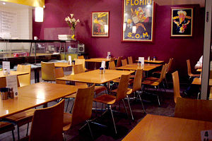 Alpha Deli  Cafe - Northern Rivers Accommodation